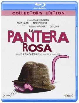 La Pantera Rosa (1963) Full Blu-Ray 43Gb AVC ITA DTS 5.1 ENG DTS-HD MA 5.1 MULTI