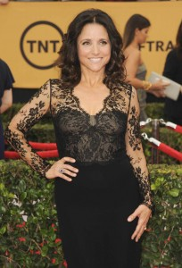 Julia Louis-Dreyfus, 21st Annual Screen Actors Guild Awards in LA January 25-2015