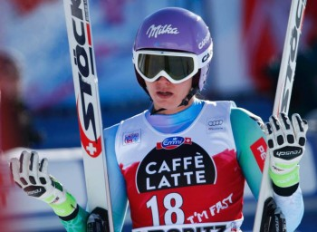 Lara Gut - St. Moritz/Switzerland - Ski Alpin Race - Pics - x 6