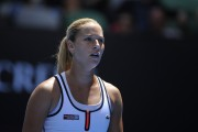 Dominika Cibulkova Quarter final of the Australian Open in Melbourne - January  28-2015 x4