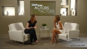 Jennifer Aniston and Emily Blunt - Actors on Actors, November 8, 2014