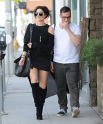 Jaimie Alexander - Out & About in West Hollywood 2/3/15
