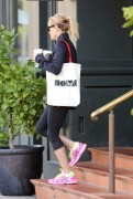 Reese Witherspoon Wears spandex in Brentwood February 5-2015 x33