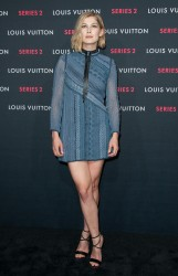 "Rosamund Pike - Louis Vuitton ""Series 2"" The Exhibition in Hollywood 2/5/15"