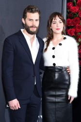Dakota Johnson - 'Fifty Shades of Grey' Fan Screening in NYC 2/6/15