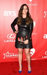 Alanis Morissette - 2015 MusiCares Person Of The Year Gala Honoring Bob Dylan in LA 2/6/15