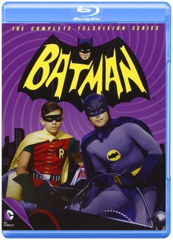 Batman - Stagione 3 (1968) [3-Blu-Ray] Full Blu-Ray 78Gb AVC ITA ENG GER DD 1.0