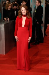 Julianne Moore - 2015 EE British Academy Film Awards in London 2/8/15