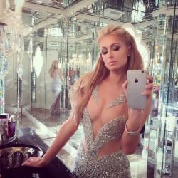 Paris Hilton Sexy Instagram Pic - 2/8/15