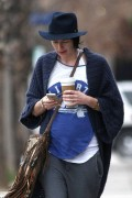 Lena Headey Spotted out in Los Angeles January 30-2015 x12