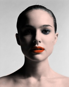 Natalie Portman - Colored Picture - x 1