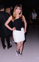 Jennette McCurdy - August Getty Fall 2015 Fashion Show in NYC 2/13/15