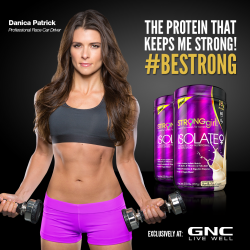 Danica Patrick - Strong Girl
