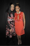 Adrienne Bailon - Vivienne Tam Fall 2015 Fashion Show in NYC 2/16/15