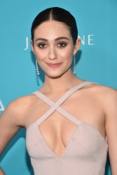 Emmy Rossum - 17th Costume Designers Guild Awards in Beverly Hills 2/17/15