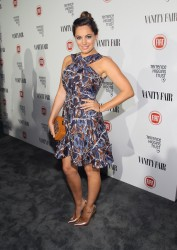 Kelly Brook - Vanity Fair & FIAT Young Hollywood Celebration in LA 2/17/15