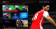 FIFA14 Font Style For PES 2015 By AGAMSF