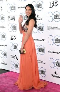 Olivia Munn - 2015 Film Independent Spirit Awards in Santa Monica 2/21/15
