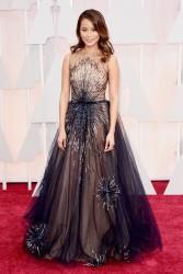 Jamie Chung - 87th Annual Academy Awards 2/22/15