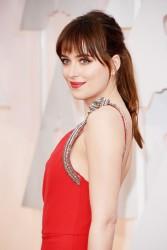 Dakota Johnson - 87th Annual Academy Awards 2/22/15