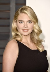 Kate Upton - 2015 Vanity Fair Oscar Party 2/22/15