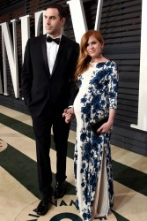 Isla Fisher - 2015 Vanity Fair Oscar Party in Beverly Hills 2/22/15