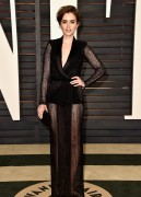 Lily Collins - 2015 Vanity Fair Oscar Party in Beverly Hills 2/22/15