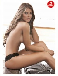 Vanessa Claudio Revista H para Hombres Julio 2011