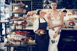 Karlie Kloss - Vogue Magazine, US, March 2015
