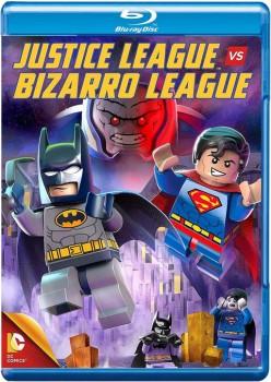 Lego DC Comics Super Heroes: Justice League vs. Bizarro League 2015 m720p BluRay x264-BiRD