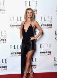 Rosie Huntington-Whiteley - 2015 Elle Style Awards in London 2/24/15