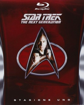 Star Trek: The Next Generation - Stagione 1 (1988) [6-Blu-Ray] Full Blu-Ray 255Gb AVC ITA DD 2.0 ENG DTS-HD MA 7.1 MULTI