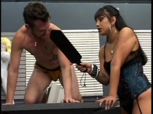 Ice La Fox is a Dominatrix Scene 2