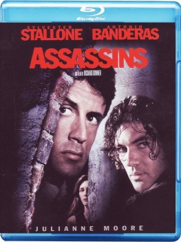 Assassins (1995) Full Blu-Ray 23Gb AVC ITA DD 5.1 ENG DTS-HD MA 5.1 MULTI