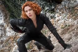 "Scarlett Johansson- ""Avengers Age of Ultron"" stills"