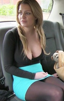 Sienna Anal in Fake Taxi Cover