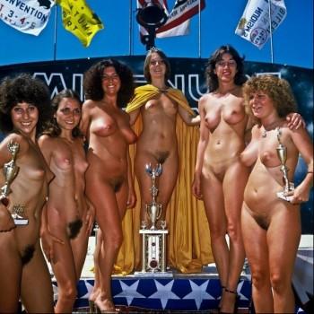 голые конкурсы красоты фото