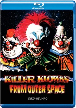 Killer Klowns from Outer Space 1988 m720p BluRay x264-BiRD