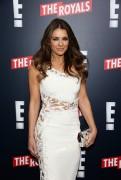 "Elizabeth Hurley - ""The Royals"" Premiere in NYC 3/9/15"