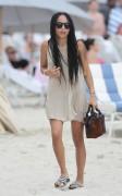 Zoe Kravitz | Bikini Candids on the Beach in Miami | March 7 | 60 pics