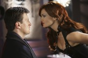 Dina Meyer - Castle 2x16 Stills 2xHQ