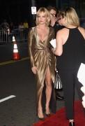 """Pamela Anderson - """"The Gunman"""" Premiere in LA 3/12/15"""