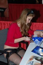 Faye Reagan - Erotic LA Convention 2009