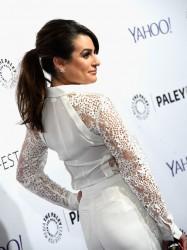 Lea Michele - PALEYFEST Glee Panel 3/13/15