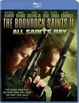The Boondock Saints 2 - Il giorno di Ognissanti (2009) Full Blu-Ray 45Gb AVC ITA GER ENG DTS-HD MA 5.1
