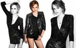 Emma Watson, Katie Holmes, Lena Gercke, Mila Kunis, Sophia Thomalla (Wallpaper) 8x