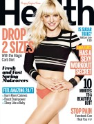 Anna Faris - Health Magazine, April 2015, pics+video