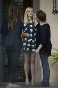 Reese Witherspoon works on a 'secret project' in an old New Orleans mansion March 10-2015 x37