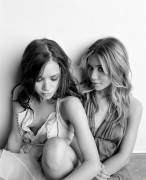 Mary-Kate and Ashley Olsen - Seventeen photoshoot - 2004