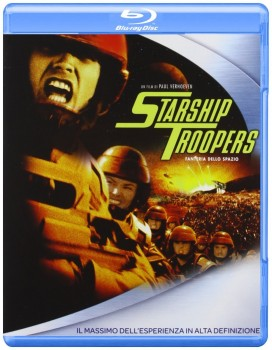 Starship Troopers - Fanteria dello spazio (1997) Full Blu-Ray 39Gb VC-1 ITA DTS 5.1 ENG LPCM 5.1 MULTI